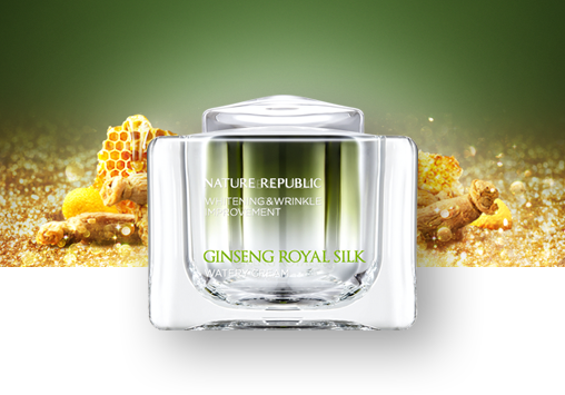 Ginseng Royal Silk